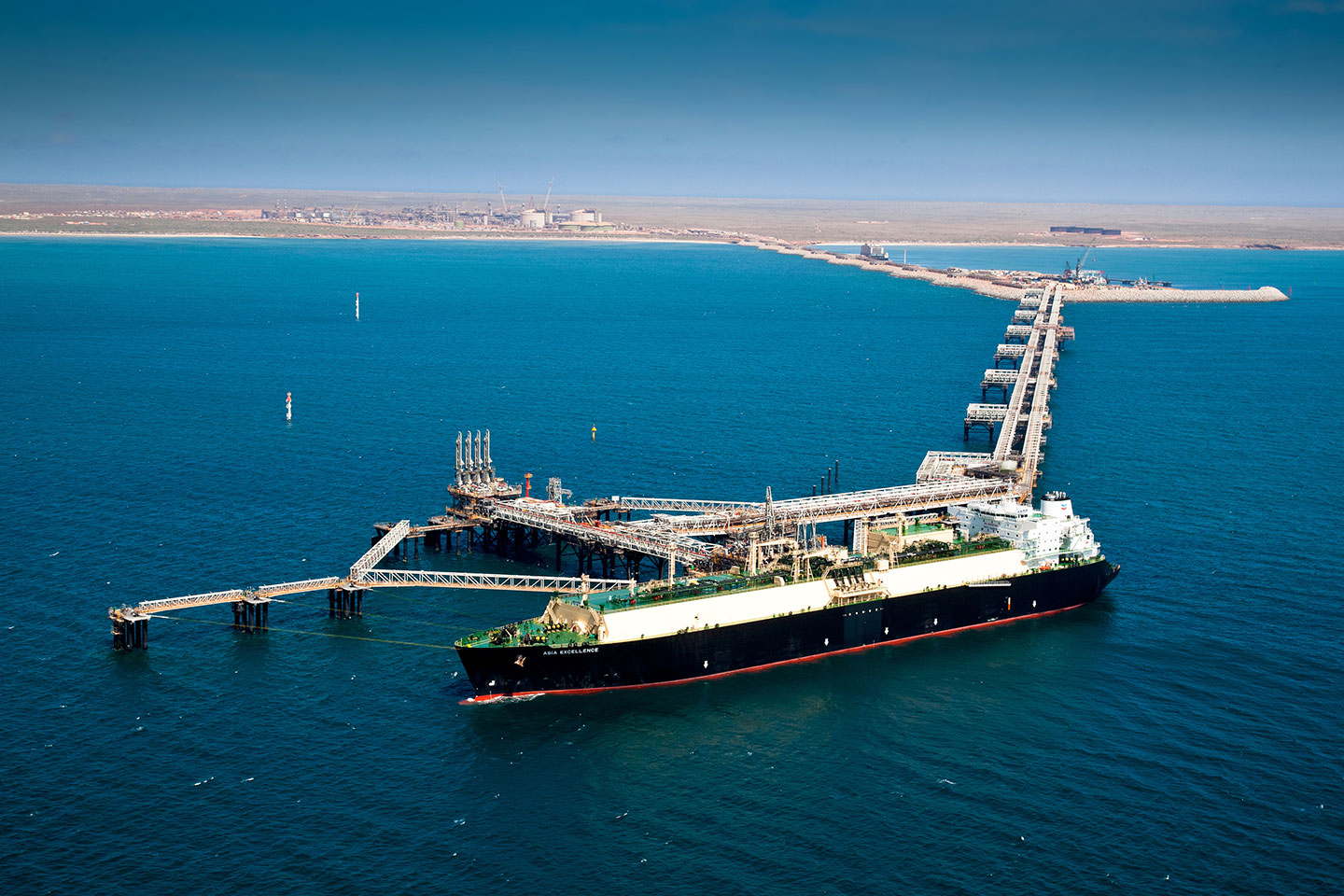 Gorgon Lng Production Ahead Of The Curve Business News