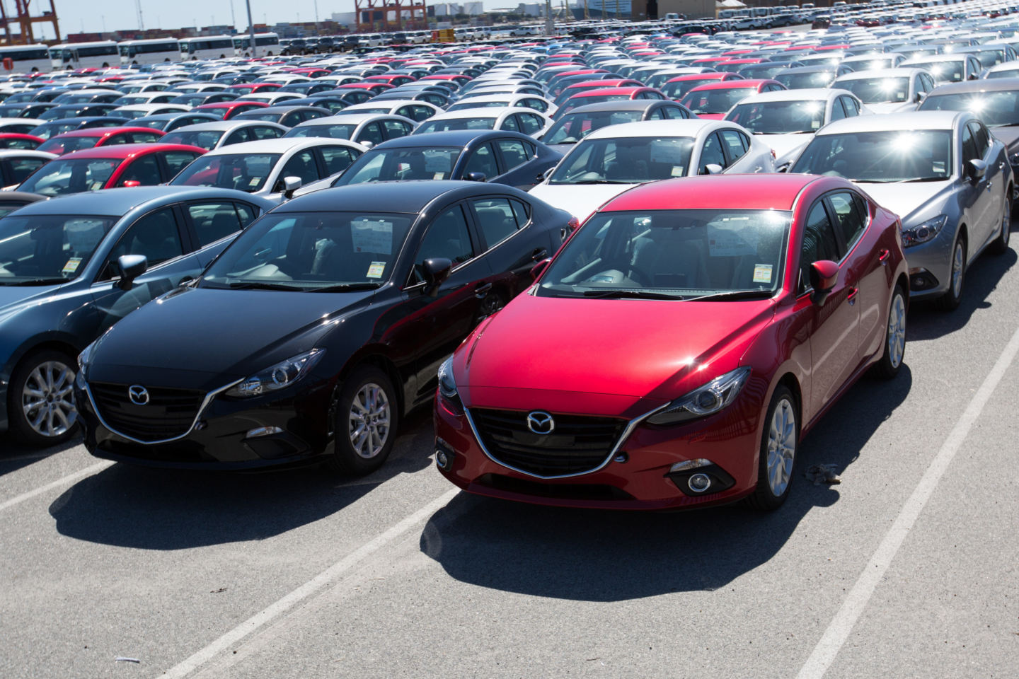 car sales down in june | business news