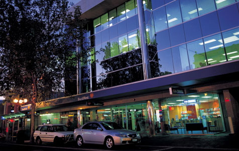 Bankwest's James Street site for sale
