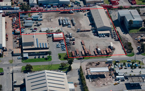 Welshpool industrial block sells for $6.5m