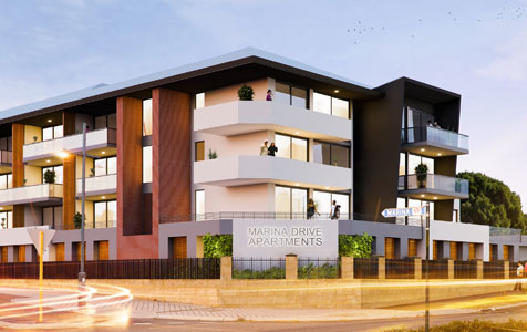 Interstate apartments firm joins Belmont boom