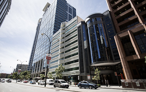 CBD office sold for $35m