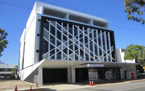 Lockton signs up for new Leederville office