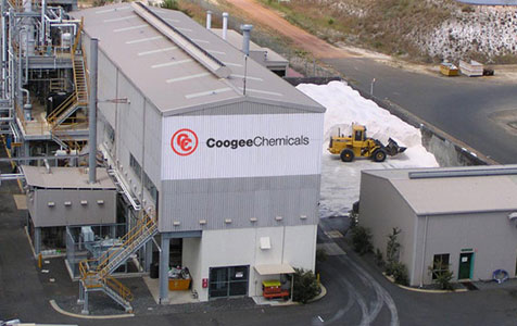 Coogee Chemicals partners with Mitsubishi