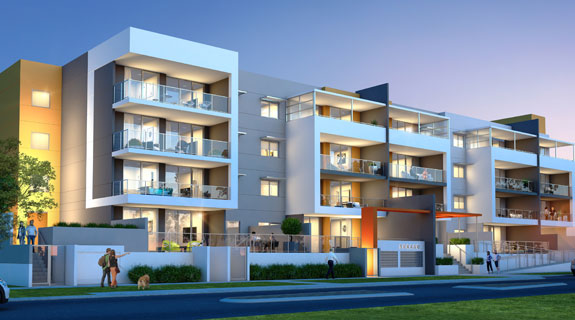 Finbar wins approval for Dianella apartments