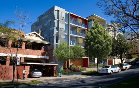 Apartment project approved in Mount Street