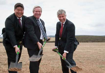 Ravensthorpe welcomes new lithium mine