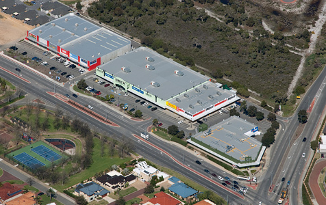 Canning Vale retail site sells for $17.7m