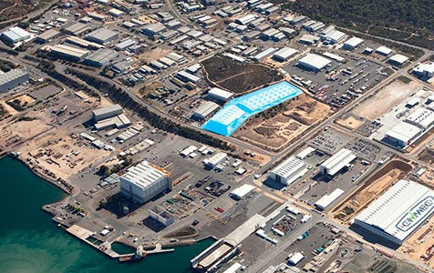 Leasing slow but sales hot for industrial land