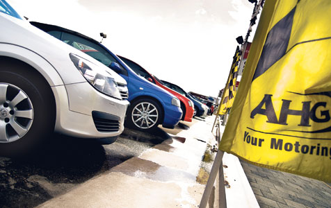 Petrol fall hasn't fuelled vehicle sales