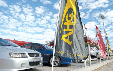 AHG in sale and lease-back talks