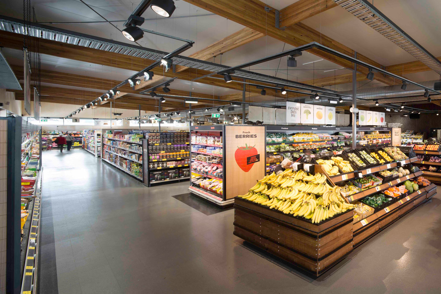 Aldi Food Store Products