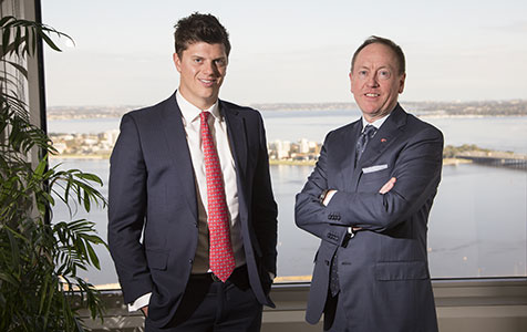 Norse bank opens Perth branch