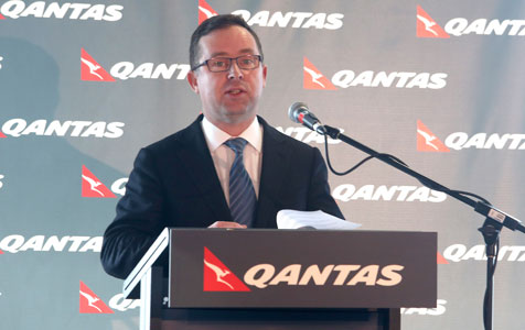 Qantas pays for service shortcomings