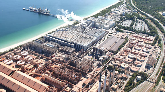 Could Alcoa move refining offshore?