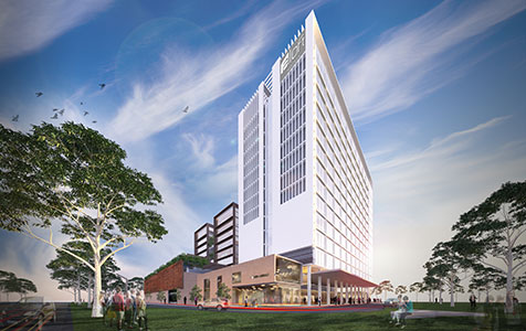 BGC to bring Aloft to Rivervale