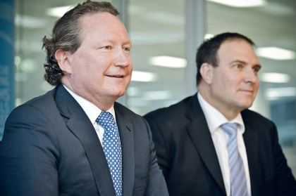 Fortescue back on growth path