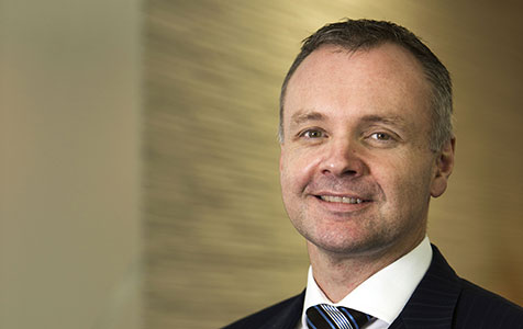 10 minutes on leadership with … Andrew Harding
