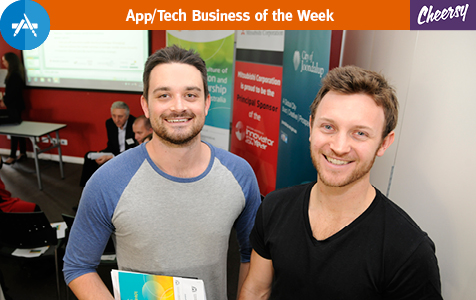 App/tech business of the week - Cheersy