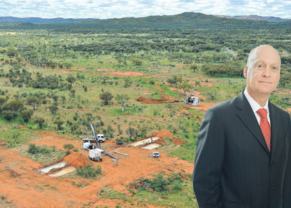 Arafura pushes for rare earth at Nolans
