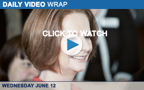 Daily Video Wrap - 12/06/13