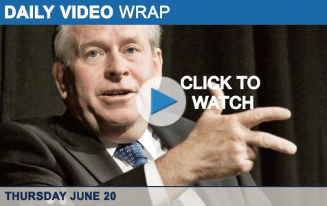 Daily Video Wrap - 20/06/13