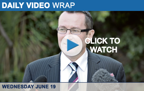 Daily Video Wrap- 19/06/2013
