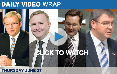 Daily Video Wrap - 27/06/13