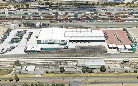 Transport sector goes intermodal