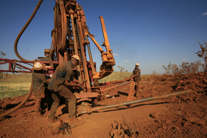 Fortescue, IOH ink iron ore agreement