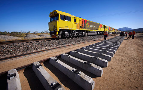 Aurizon extends iron ore timetable, Todd buys up