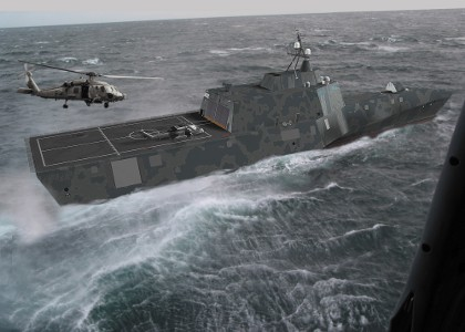 US Navy orders more ships from Austal