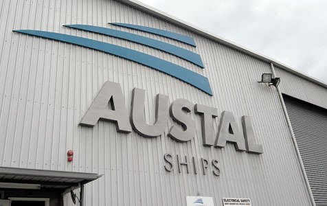 US Navy extends Austal contract