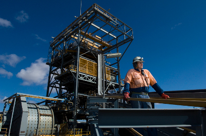 Mining sector produces 20% of GDP: report