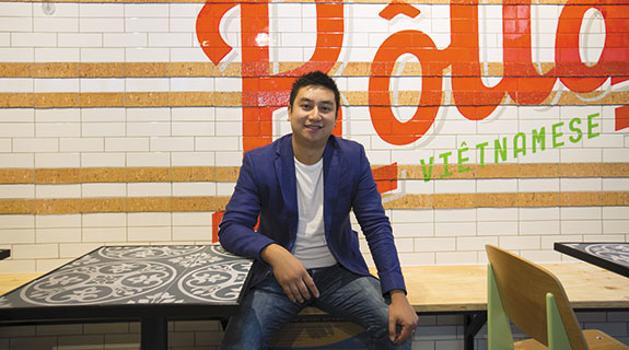 Street food franchise rolls into Perth