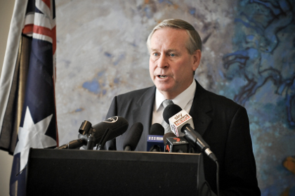 Government needs to lift its game: Barnett