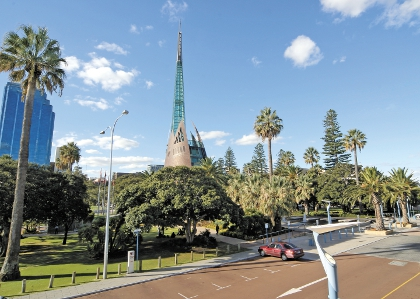 City of Perth says hotel too tall for waterfront