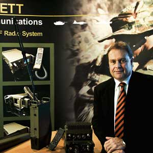Barrett lifts operational frequency