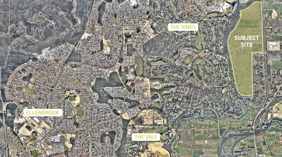 Satterley buys more land in Perth's east