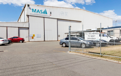 Leased industrial assets in high demand: Realmark