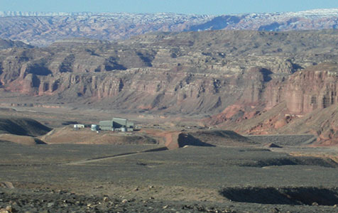 Black Range acquires Uranium One assets
