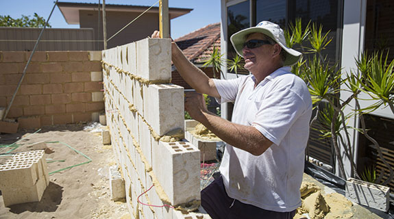 Record high to housing slide