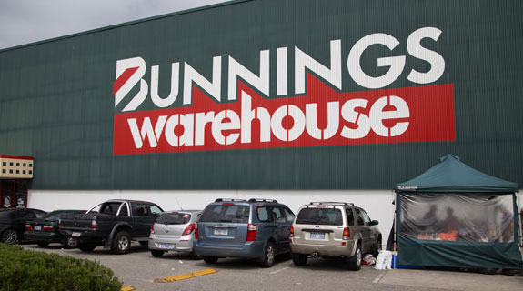 Bunnings trust sells two Vic assets