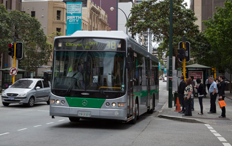 Downer wins Transperth contract