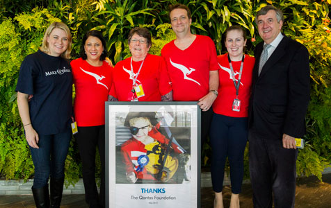 Wishes process gains wings