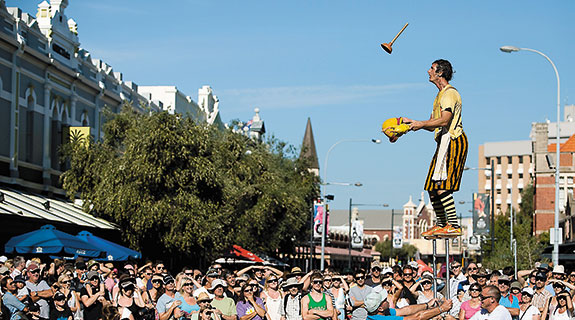 Arts festivals enrich us culturally, financially