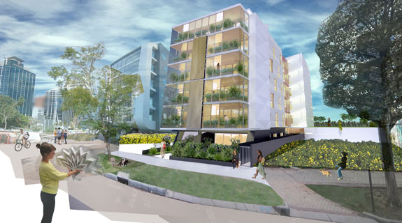 New Mount Street apartments approved