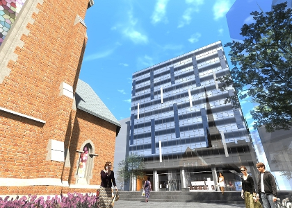 Key city approval for Cathedral Square