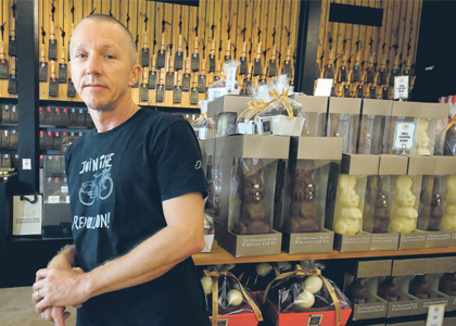Chocolate retailers taste city's sweet spot