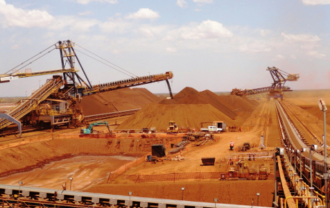 Fortescue mine site raided for drugs